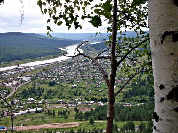 сибирский городок
